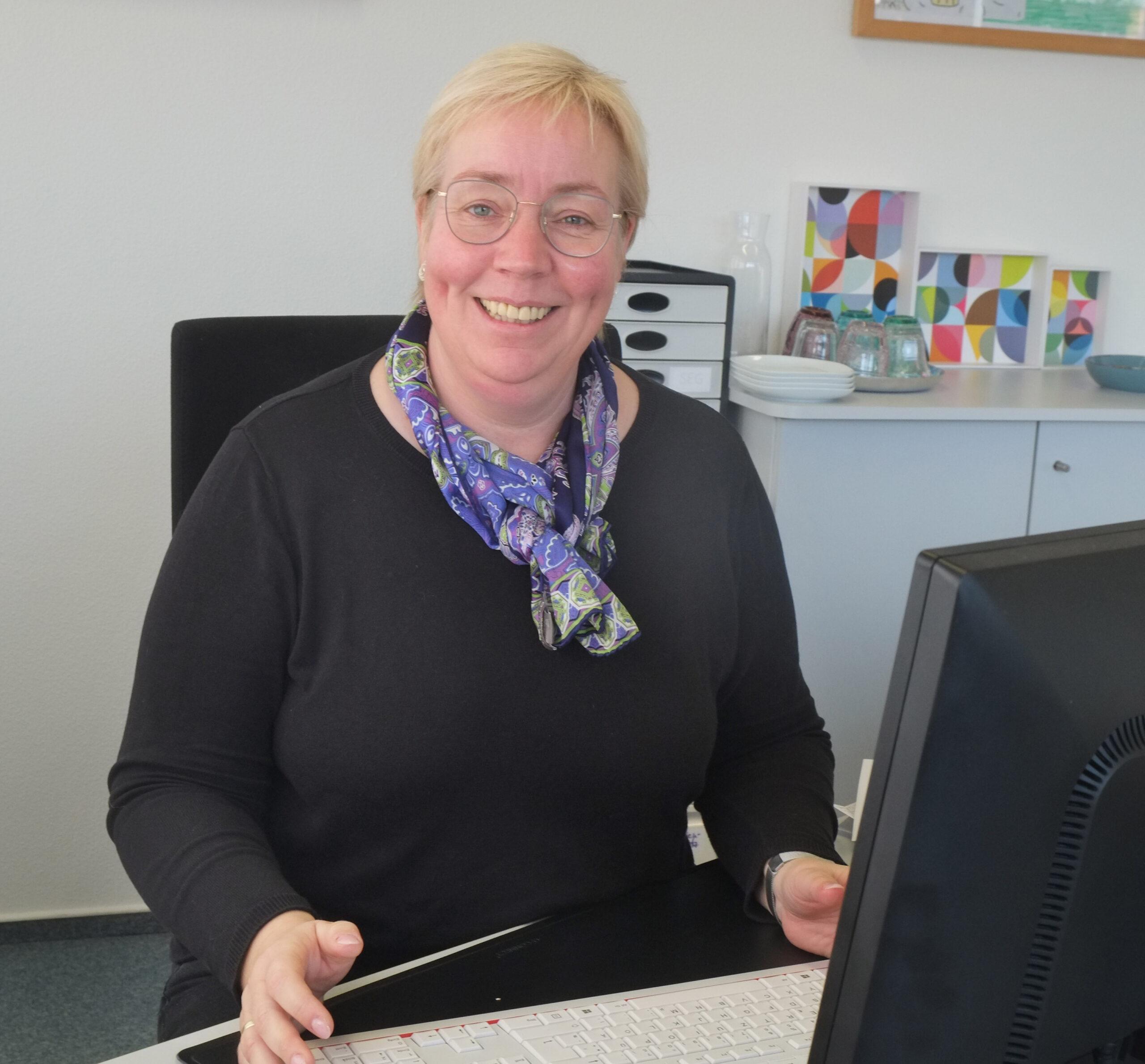 Schulleiterin Jutta Glanemann.